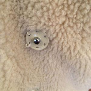 Topshop Jackets & Coats | Rare Teddy Furry Borg Cocoon
